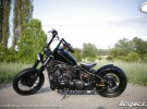 Custom bike na bazie Yamahy - fotogaleria XVS650