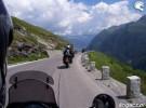 Alpy - zdj�cia z wycieczki motocyklem