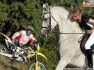 Galeria konie i motocykle - pojedynek