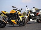 Triumph, Ducati i Tor Pozna� - Speed Triple R kontra Steetfighter 848