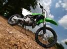 Ma�a cross�wka od Kawasaki - fotogaleria KX85