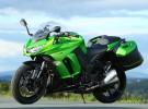 Zielona rakieta Kawasaki - nowe Z1000SX na zdj�ciach