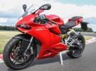 Pani Ducati na torze - galeria z testu Panigale 899