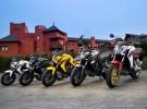 �o�nierz codzienno�ci - Honda CB650F na zdj�ciach