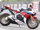 Honda CBR 1000RR SP na wybiegu - fotogaleria