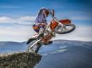 KTM A.D. 2015 - galeria z testu nowej floty motocykli enduro