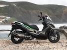 Pierwszy skuter Kawasaki - J300 okiem fotografa