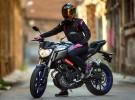 Yamaha MT125 2014 - młody gniewny na zdjęciach