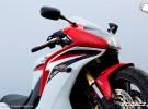 Honda CBR600F 2011 ju� na drogach