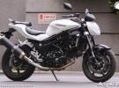 Hyosung w pogoni za japońskimi przecinakami - GT 650 P okiem fotografa