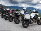 Por�wnanie motocykli dla podr�nik�w - okiem fotografa