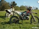 RMX450Z vs EXC250 - pojedynek enduro Suzuki i KTM