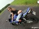 Galeria motocykle Honda CBR 600 i CBF 600