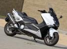 Skuter wagi ci�kiej - Yamaha TMAX na zdj�ciach