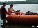 MotoSyberia Reaktywacja - motocyklem przez wodę