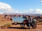 Zobacz jak wygląda podróż motocyklem po USA!