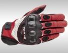 RS Taichi  RST401 - perforowane skórzane rękawiczki