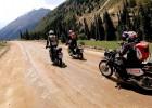 Czemu Kirgistan to No. 1 dla wypraw motocyklowych? Motocyklem przez góry Tienszan. Motul Azja Tour