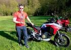 Ducati Multistrada V4S Sport - Test modelu 2021, porównanie z poprzednią wersją Multistrady
