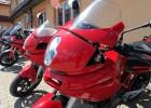 Ducati Multistrada Zlot 2021 - Lesko, pensjonat