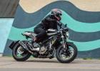 Husqvarna Svartpilen 125 - tym przepięknym dużym motocyklem pojeździsz bez prawa jazdy na motocykl!