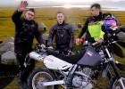 Motocyklem po Kirgistanie. Biszkek - Song Kol. Pierwszy etap Motul Azja Tour