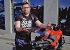 Motul Tour - wygrałem konkurs, realizuję marzenia i dołączyłem do ekipy scigacz.pl