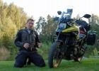 Suzuki V-Strom 1050 model 2021. Wakacyjny test na dystansie 1500 km podczas urlopu w Polsce
