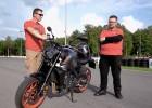 Yamaha MT-09 i Yamaha MT-07 różnice w modelach 2021. Co daje elektronika w nowych motocyklach?