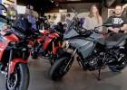 Yamaha modele na rok 2021. Tracer 7, Tracer 9, MT-07, MT-09, skuter NMAX oraz D'elight
