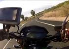 Kawasaki Z1000 2014 z GoPro