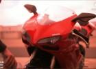 Ducati 848 na torze