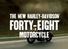 Harley Davidson 48 – custom czy cafe racer?