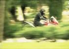 Honda CBR600F - odmłodzony uliczny terrorysta