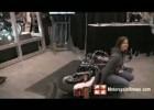 Jak podnieść leżący motocykl?