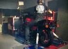 Kawasaki Gpz1100 na hamowni - 65KM na kole