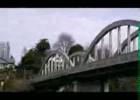 Mormon Few Stunt Crew - trialówką na moście