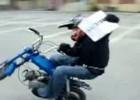 Motorynka Stunt