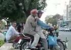 Ruch uliczny w Wietnamie