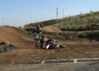 Supermoto Crash