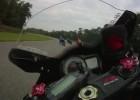 Suzuki GSX-R 1000 K5 - trening na torze