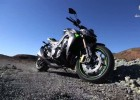 2014 Kawasaki Z1000 - zielona bestia