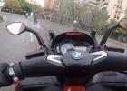 BMW C 650 Sport 2016 - onboard
