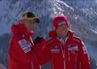 Desmosedici GP11 - Hayden i Rossi prezentują nowe Ducati
