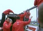 Donington Park - WSBK wyścig 2 - Carlos Checa dominuje
