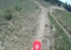 Enduro ze stajni Hondy w akcji - CRF 450X 2012