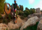 Gerard Trueba i Toni Bou - trial na rowerze oraz motocyklu