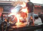 Harley-Davidson i eksplodujące Nitro