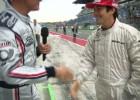 Hayden na torze DTM za kierownicą Mercedesa klasy C