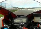Honda CBR1000RR Fireblade 2012 - test na torze